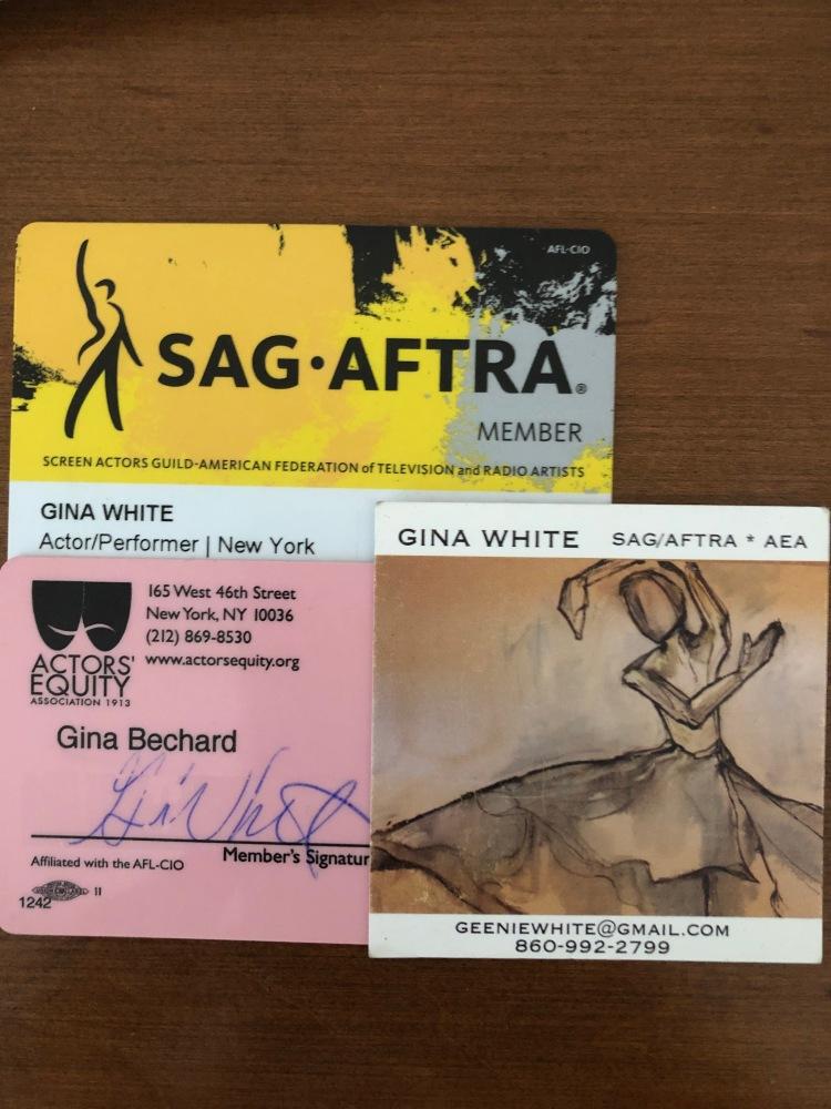 SAG/AFTRA ---- AEA